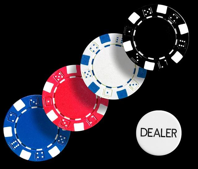 Pokerové žetony