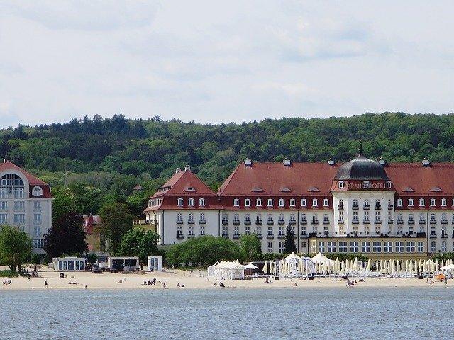 baltské moře pobřeží