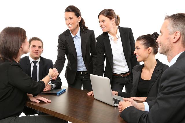 pracovní setkání