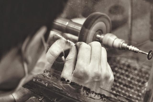 výroba šperků