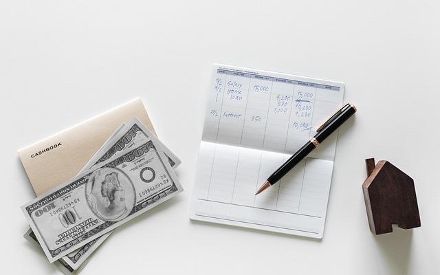 soupis výdajů
