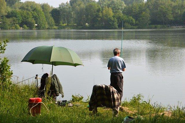rybářské vybavení