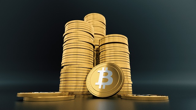mince bitcoinů
